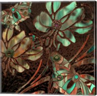 Copper Butterflies Fine-Art Print