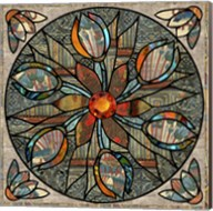 Mandala Ibis Fine-Art Print
