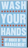 Wash Your Hands Fine-Art Print