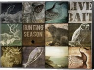Hunting Season I Fine-Art Print