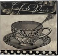 Bistro Parisienne IV Fine-Art Print
