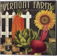 Vermont Farms VIII Fine-Art Print