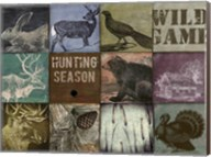 Cabela hunting season 12 patch Fine-Art Print