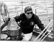 President John F Kennedy Fine-Art Print