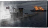 A German U-Boat Fine-Art Print
