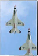 United States Air Force Demonstration Team Thunderbirds Fine-Art Print