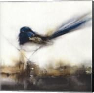 Little Blue II Fine-Art Print