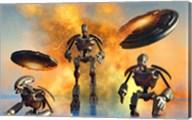 A Giant Robot Force Fine-Art Print