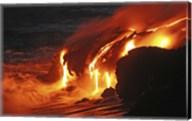 Kilauea Lava Flow Fine-Art Print