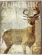 Winter Game Two Fine-Art Print