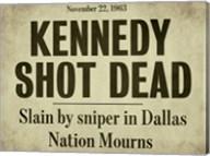 JFK Fine-Art Print