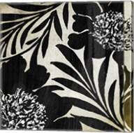 Floral Jungle Lines I Fine-Art Print