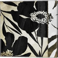 Floral Jungle Lines II Fine-Art Print