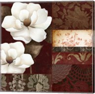 Flores Blancas III Fine-Art Print