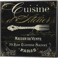 La Cuisine I Fine-Art Print