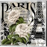 Paris Blanc II Fine-Art Print