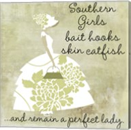 Southern Belles Two Fine-Art Print