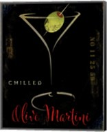 Olive Martini II Fine-Art Print