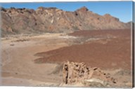 Spain, Tenerife, Las Canadas, lava flow Fine-Art Print