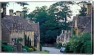 Village of Stanton, Cotswolds, Gloucestershire, England Fine-Art Print