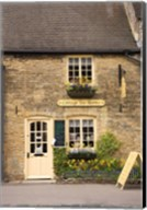 Cottage Tea Rooms, Stow on the Wold, Cotswolds, Gloucestershire, England Fine-Art Print