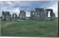 Stonehenge, Avebury, Wiltshire, England Fine-Art Print