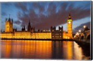 Houses of Parliament, Big Ben, London, England Fine-Art Print