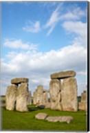 Stonehenge, Wiltshire, England Fine-Art Print
