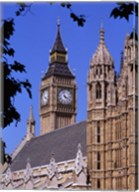 Big Ben and Houses of Parliament, London, England Fine-Art Print