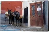 Town of Fira, Santorini, Greece Fine-Art Print