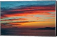 Sunset, Mykonos, Greece Fine-Art Print