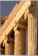 Column Detail, The Acropolis, Attica, Athens, Greece Fine-Art Print