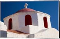 One of Many Chapels, Mykonos, Greece Fine-Art Print