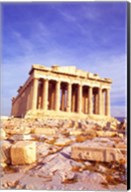 Parthenon on Acropolis, Athens, Greece Fine-Art Print