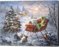 Tis' The Night Before Xmas Fine-Art Print