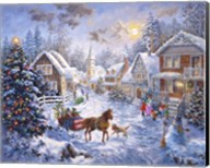 Merry Christmas Fine-Art Print