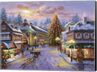 Christmas Eve Fine-Art Print