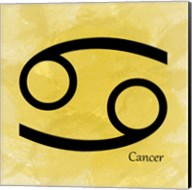 Cancer - Yellow Fine-Art Print