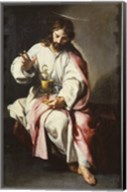 Saint John the Evangelist Fine-Art Print