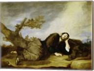 Jacob's Dream, 1639 Fine-Art Print