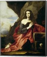 Saint Mary Magdalen or Saint Tais, 1641 Fine-Art Print