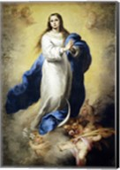 The Immaculate Conception of El Escorial, 1656-1660 Fine-Art Print
