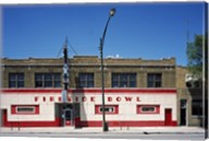 Bowling alley, Chicago, Illinois Fine-Art Print