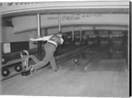 Lucky Strike Bowling Fine-Art Print