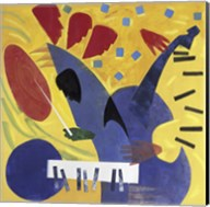 Perpetual Jazz Fine-Art Print