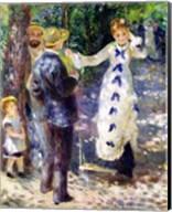 The Swing, 1876 Fine-Art Print