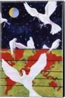 Untitled (Birds at Night) Fine-Art Print
