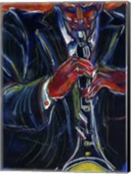 Clarinet Fine-Art Print