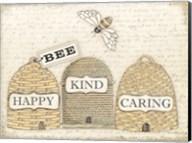 Bee Happy Fine-Art Print