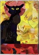 Le Chat Noir Fine-Art Print